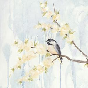 Spring Chickadees I by Jade Reynolds