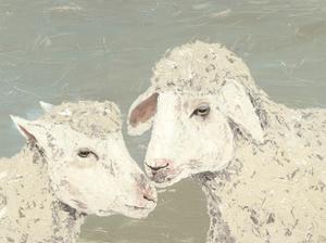 Sweet Lambs II by Jade Reynolds