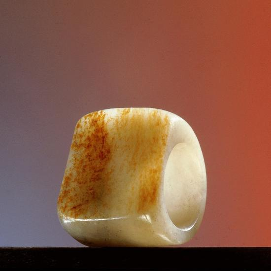 Jade ring-Werner Forman-Giclee Print