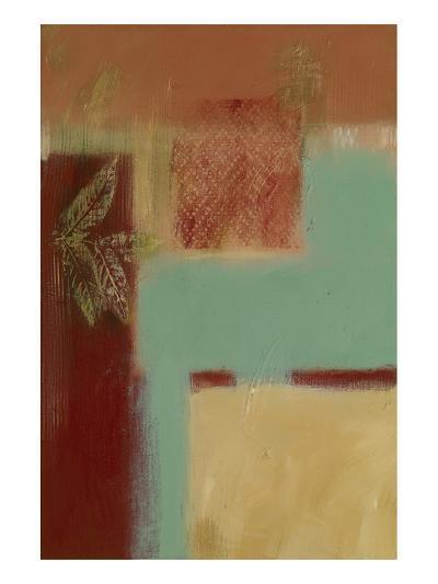 Jade West Diptych I-Roberta Aviram-Art Print