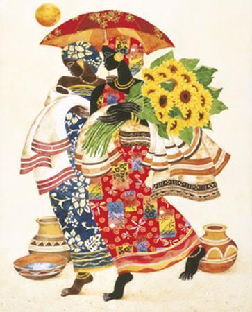 Sunflowers by Jae Dougall