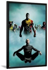 Heroic Age: X-Men No.1 Cover: Colossus, Wolverine, Storm, Rogue, and Magneto by Jae Lee