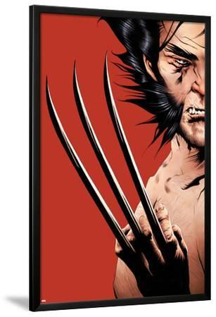 Wolverine No.16 Cover: Wolverine