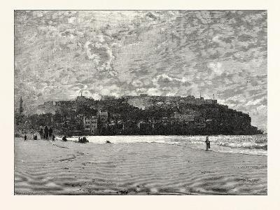 Jaffa from the Sands--Giclee Print