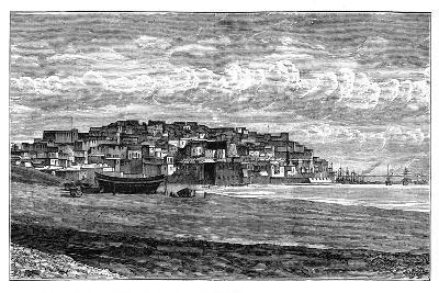 Jaffa, Israel, C1890--Giclee Print