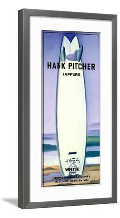 Jaffurs Wine Cellars, White, 2005-Hank Pitcher-Framed Art Print