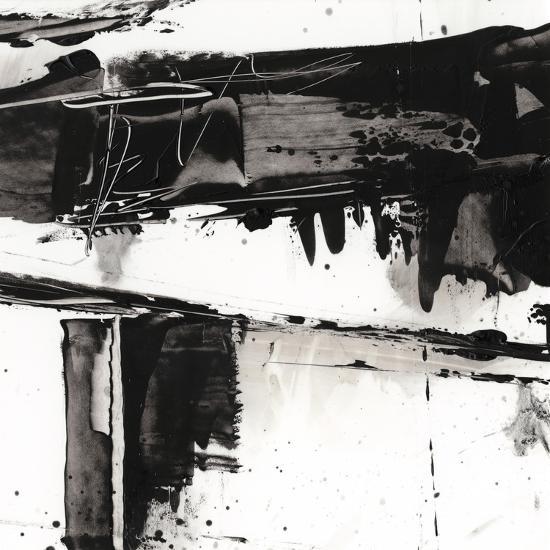 Jagged Edge I--Premium Giclee Print