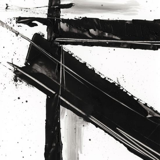 Jagged Edge III--Premium Giclee Print