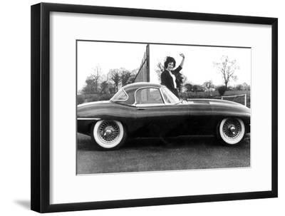 Jaguar Car March 14, 1961
