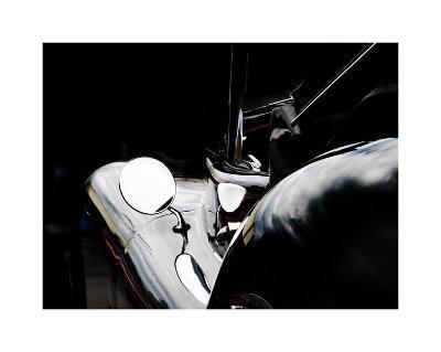 Jaguar XK120-Clive Branson-Giclee Print