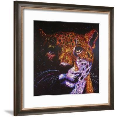 Jaguar-Rock Demarco-Framed Giclee Print