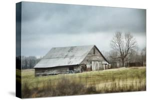 An Old Gray Barn by Jai Johnson