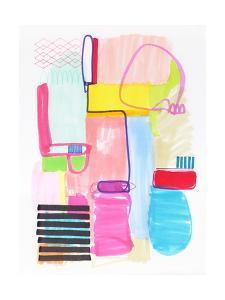 Abstract Drawing 10 by Jaime Derringer