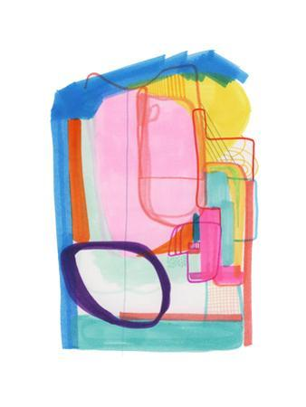 Abstract Drawing 1 by Jaime Derringer