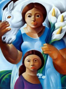 La Maternidad by Jaime Olaya