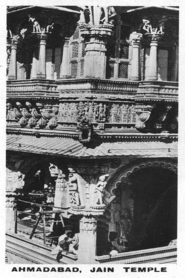 Jain Temple, Ahmedabad, India, C1925--Giclee Print