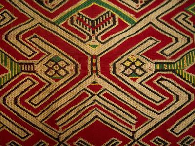 Motif from Antique Asian Textile (PR)