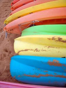 Kayaks II by Jairo Rodriguez
