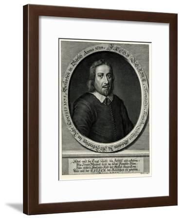 Jakob Böhme, 1884-90--Framed Giclee Print