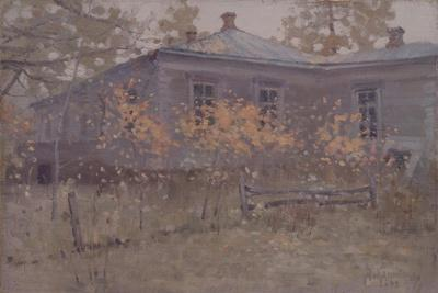A Country House in Autumn, 1902