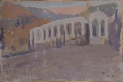 Elegy, 1911
