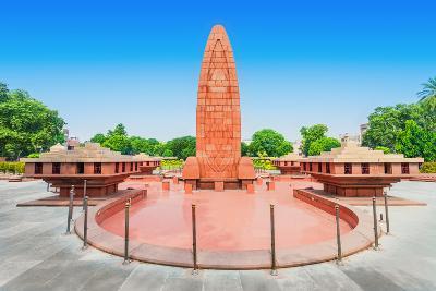 Jallianwala Bagh Memorial-saiko3p-Photographic Print