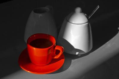 Red Cup of Coffee by jam-design.cz