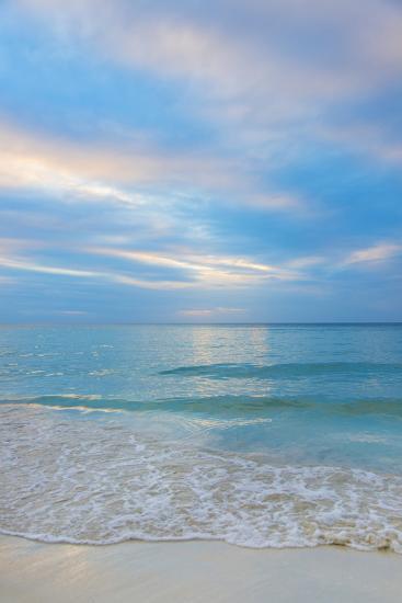 Jamaica, Seascape at Sunset-Tetra Images-Photographic Print