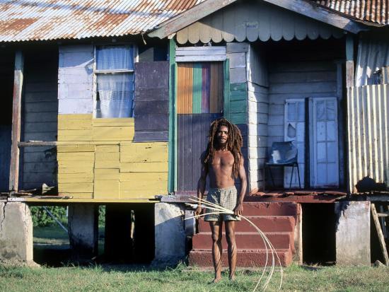 Jamaica--Photographic Print
