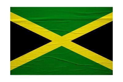 Jamaican Flag-igor stevanovic-Art Print