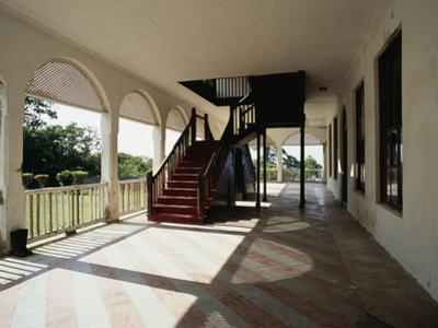 Jamaican Porch