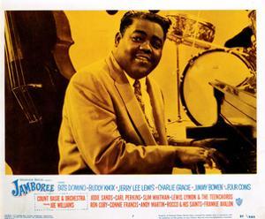 Jamboree, (AKA Disc Jockey Jamboree), Fats Domino, 1957