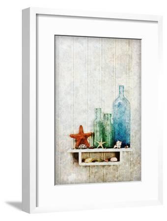 Starfish, Seashells and Bottles