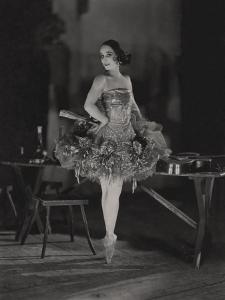 Vanity Fair - December 1924 by James Abb?