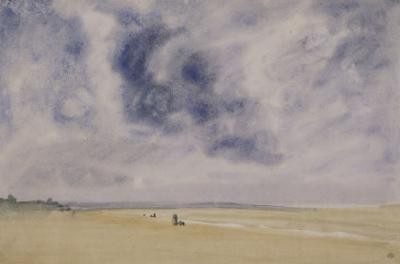 Bord de mer by James Abbott McNeill Whistler