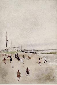 St. Ives by James Abbott McNeill Whistler