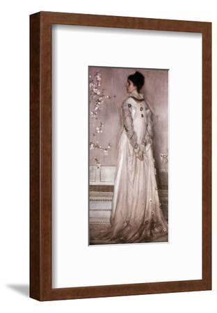 Symphony in Flesh Color and Pink: Portrait of Mrs. Frances Leyland