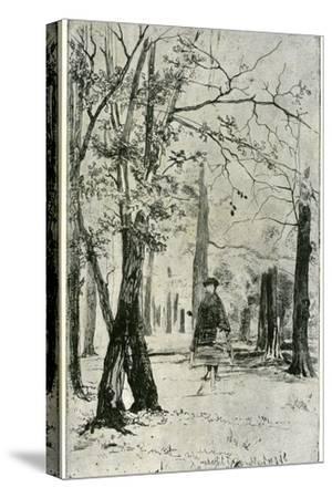The Wood, 19th Century