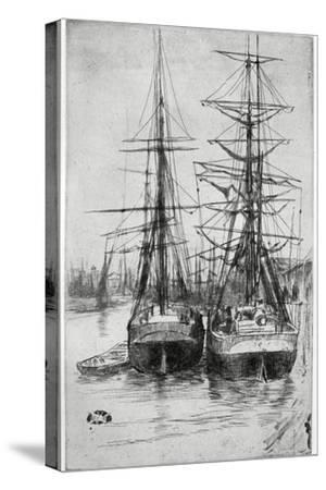 Two Ships, 19th Century