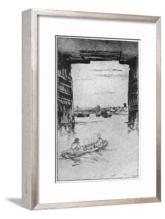 Under Old Battersea Bridge, 1879