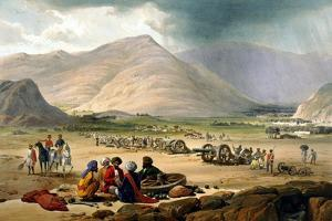 First Anglo-Afghan War, 1838-1842 by James Atkinson