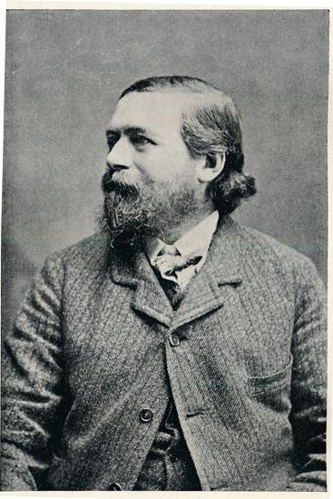 'James Aumonier (1832?1911)', English landscape painter, c1900-Unknown-Photographic Print