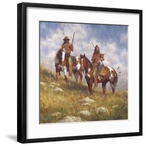 Keepers of the Prairie by James Ayers