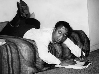 James Baldwin, 1963