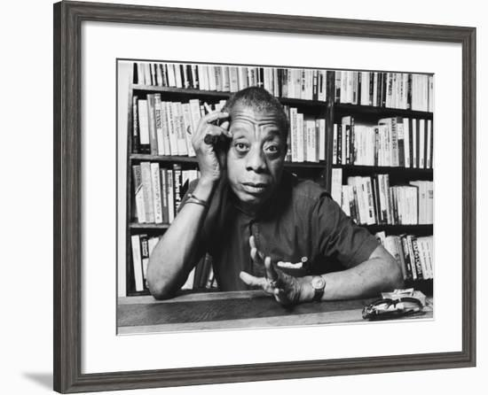James Baldwin-Ted Thai-Framed Premium Photographic Print
