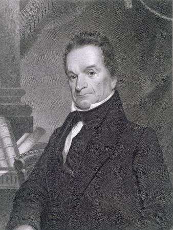 Edward Livingston, Engraved by Edward Wellmore