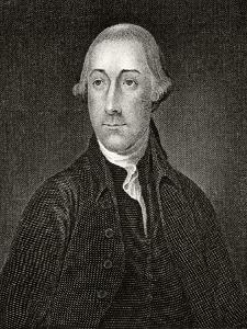Joseph Hewes, Engraved by Francis Kearney (1785-1837) by James Barton Longacre