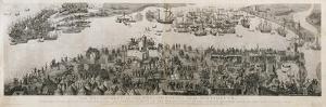 The Encampment of the English Forces Near Portsmouth During the Battle of the Solent, 1778 by James Basire