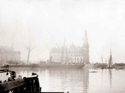 Amsterdam, 1898 by James Batkin