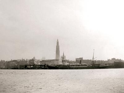 Rotterdam, 1898 by James Batkin